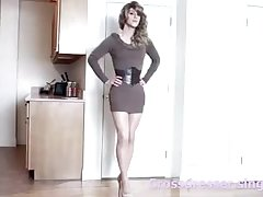 Crossdresser Amnesia And That Sexy Phat Ass